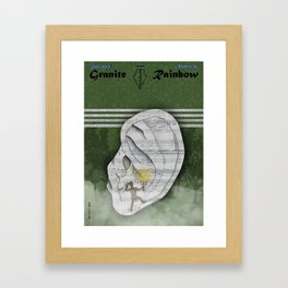 G&R #26 Framed Art Print