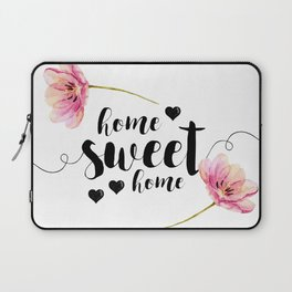 Home Sweet Home Laptop Sleeve