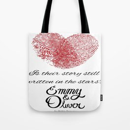 Emmy and Oliver Tote Bag