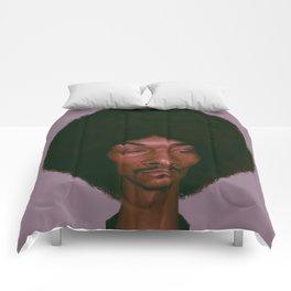 baby boy snoop Comforters