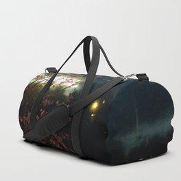 Scarlet Skies Duffle Bag