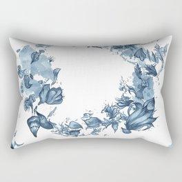 Wedgewood Autumn Rectangular Pillow