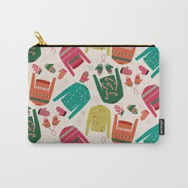 Tacky Sweater Carry-All Pouch