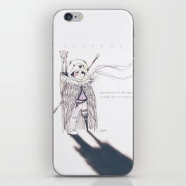 Lostboy iPhone Skin
