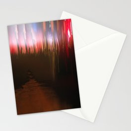 river lights Stationery Cards
