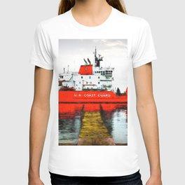 Coast Guard Cutter Mackinaw T-shirt
