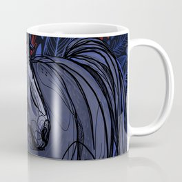 Valor the Mustang Coffee Mug