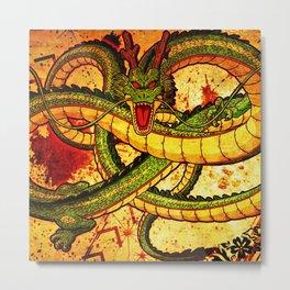 dragon shealong Metal Print