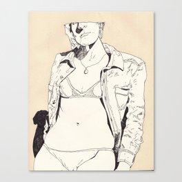 fig ddd Canvas Print