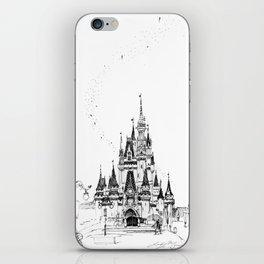 Castle of Dreams iPhone Skin