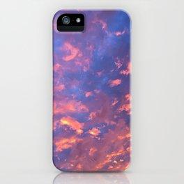 Lumières du matin iPhone Case