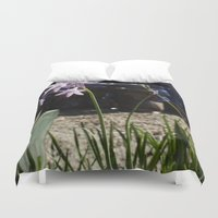 easter Duvet Covers featuring Easter by Julie Camino Photography