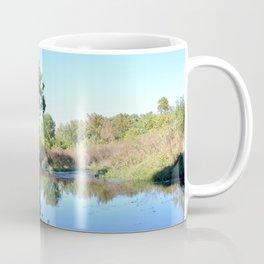 Where Canoes and Raccoons Go Series, No. 28 Coffee Mug