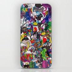 Grayscale iPhone & iPod Skin