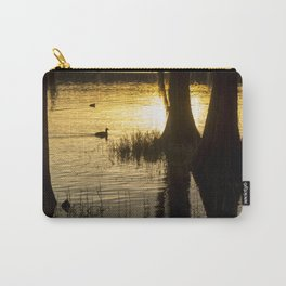 Sunset at Golden Pond Carry-All Pouch