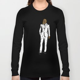 Chewy Business Long Sleeve T-shirt