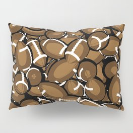 Football Season Pillow Sham