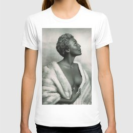 African American Masterpiece 'Joyce Bryant' The Voice You Will Always Remember portrait painting T-shirt