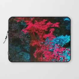 iDeal - Trippy Trees 01 Laptop Sleeve