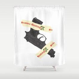 Haaaaaaans! Shower Curtain