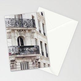 Montmartre Boho - Paris France Travel Photography Stationery Cards