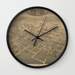 La Grange 1880 Wall Clock