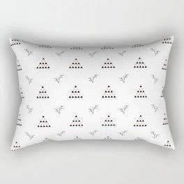Chistmas Tree Rectangular Pillow