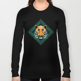 Tiger's day Long Sleeve T-shirt