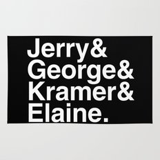 Seinfeld Jetset Rug
