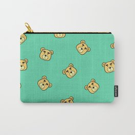 Otabear Pattern 1 Carry-All Pouch