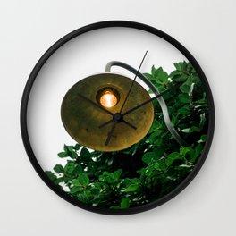 Seek the Light Wall Clock