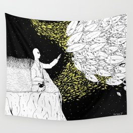 Shoals Of Fish Wall Tapestry
