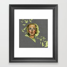 Why Are They Doing This? Framed Art Print