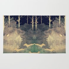 Winter Song Rug