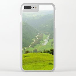 Salalah Oman 8 Clear iPhone Case