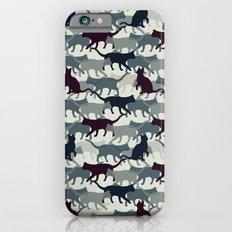 Cat Camo Slim Case iPhone 6s