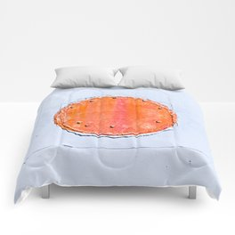 Red Circle Comforters