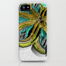 GS Geometric Abstrac 08A3D iPhone Case