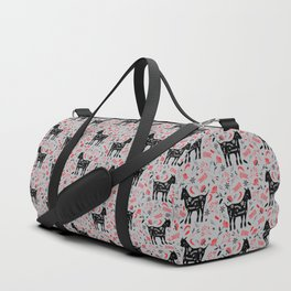 Goat Garden Duffle Bag