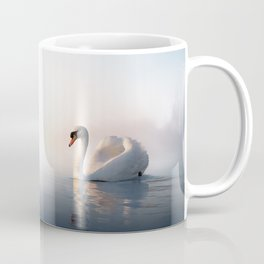 Swan Sunrise Coffee Mug