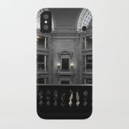 Beauty in a Building iPhone Case