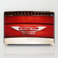 austin iPad Cases featuring Austin Healey by Anna Dykema Photography