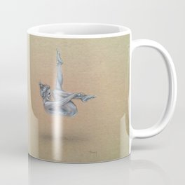 Nude Catrina Coffee Mug