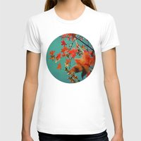 constellation T-shirts featuring Leaf Constellation by Bella Blue Photography