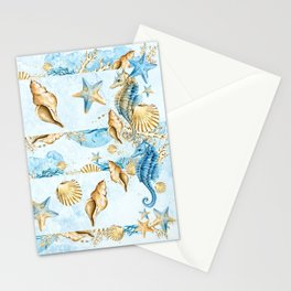 Sea & Ocean #4 Stationery Cards