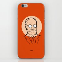 matisse iPhone & iPod Skins featuring Henri Matisse by Michael Constantine