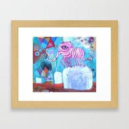 Cavity Maker Framed Art Print