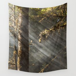Beautiful Trees / 2 Wall Tapestry