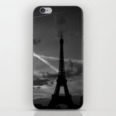 Parisian Sunset iPhone & iPod Skin