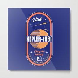 Kepler Metal Print